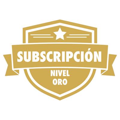 subscripcion oro